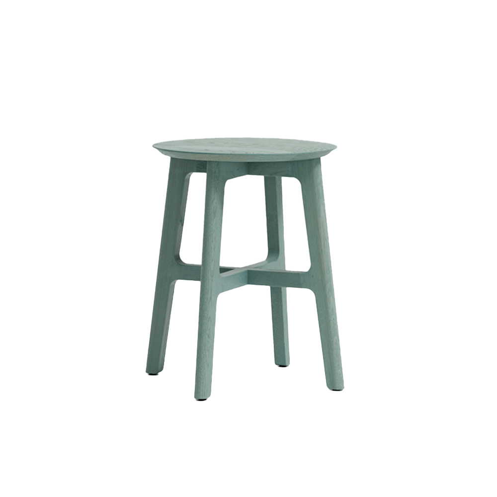 1.3 Low Stool (Un-Upholstered)