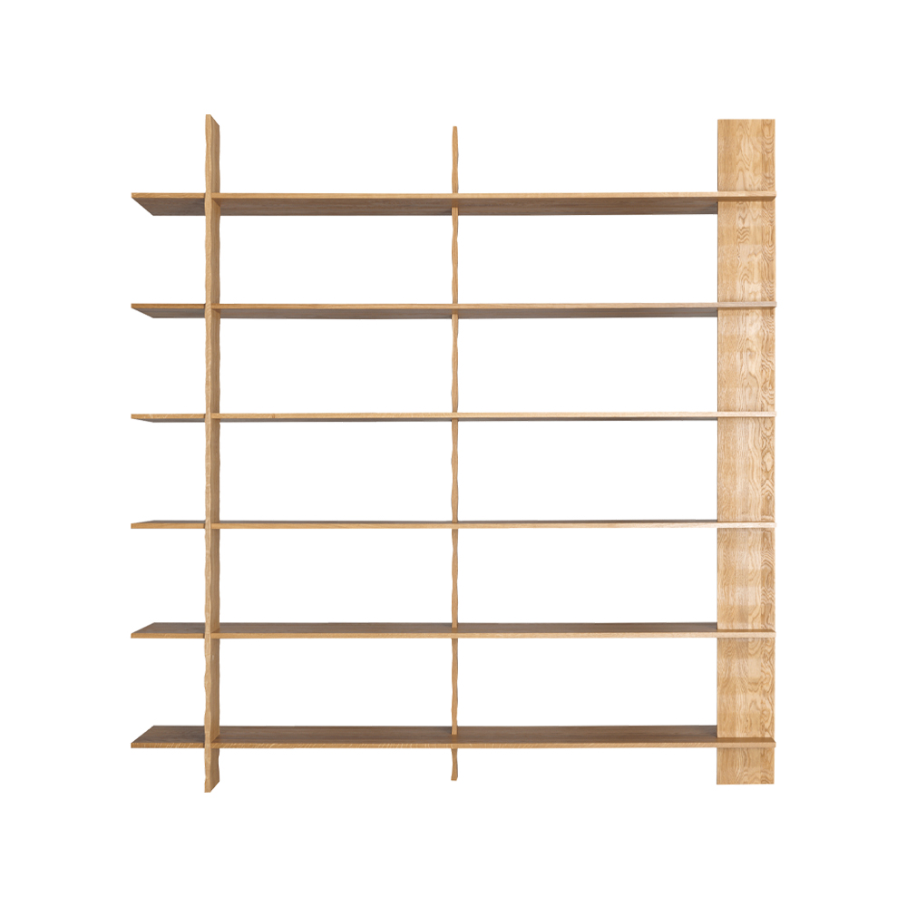 3° Regal Shelving High