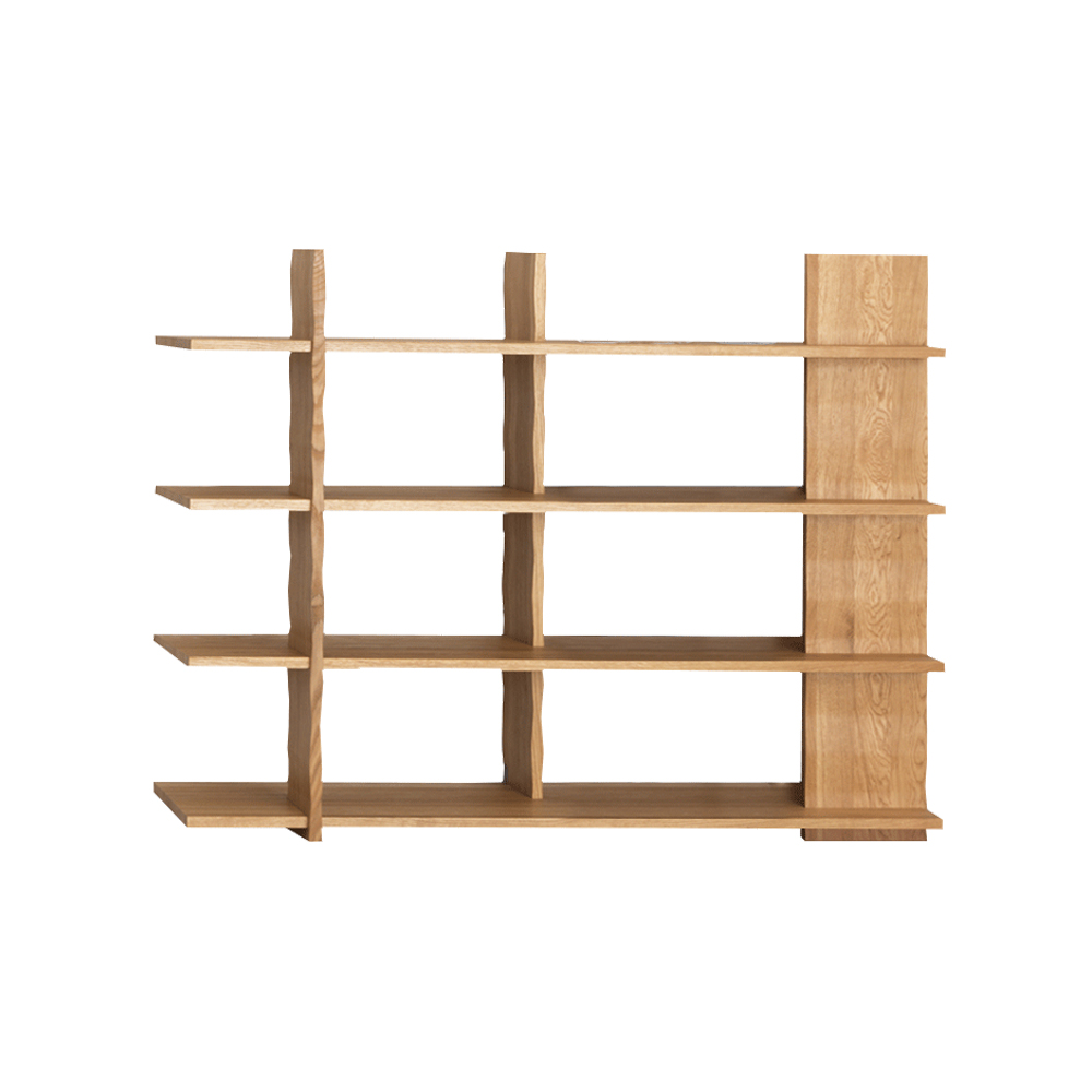 3° Regal Shelving Low