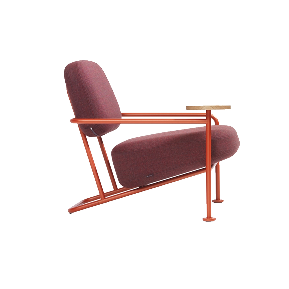 Ahus Armchair With Table