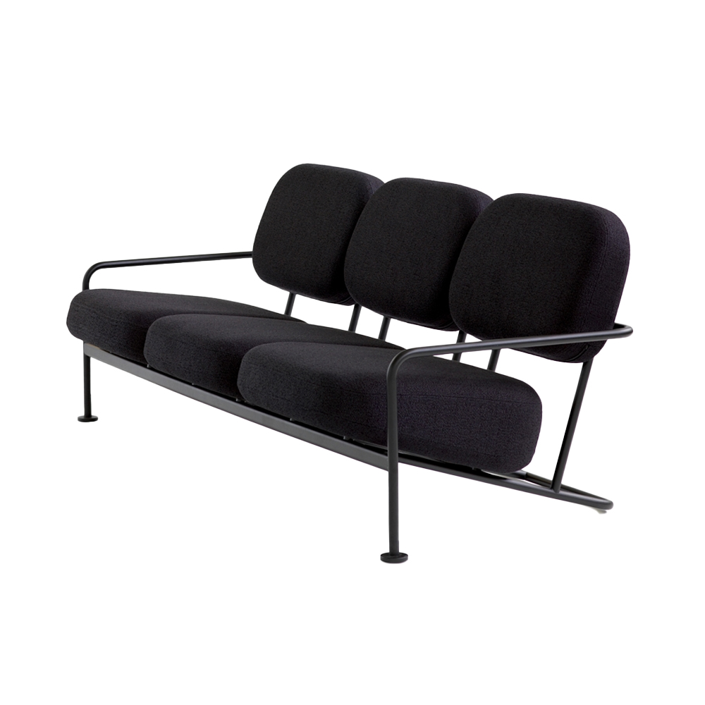 Ahus Three Seat Sofa
