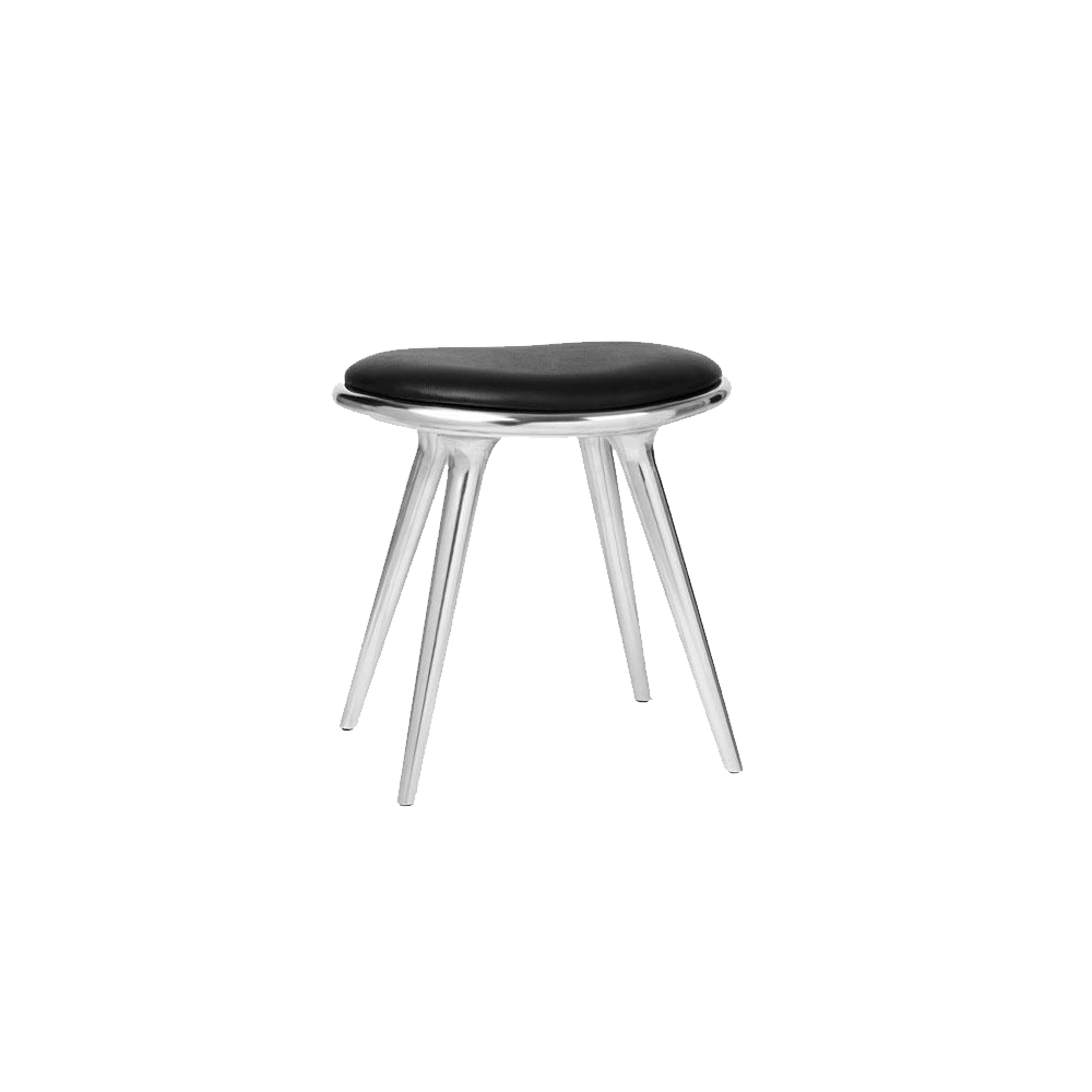 Low Stool, Recycled Aluminium