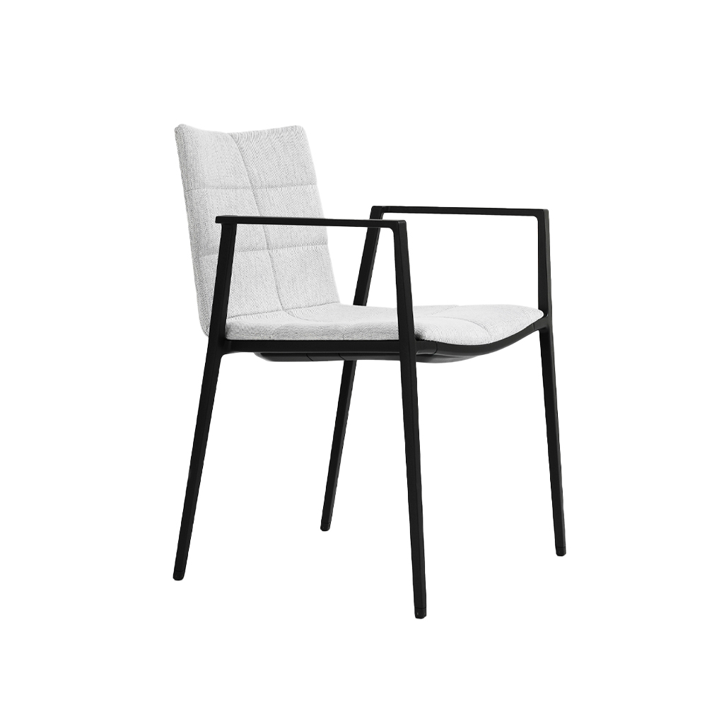 Archal Dining Chair With Arms