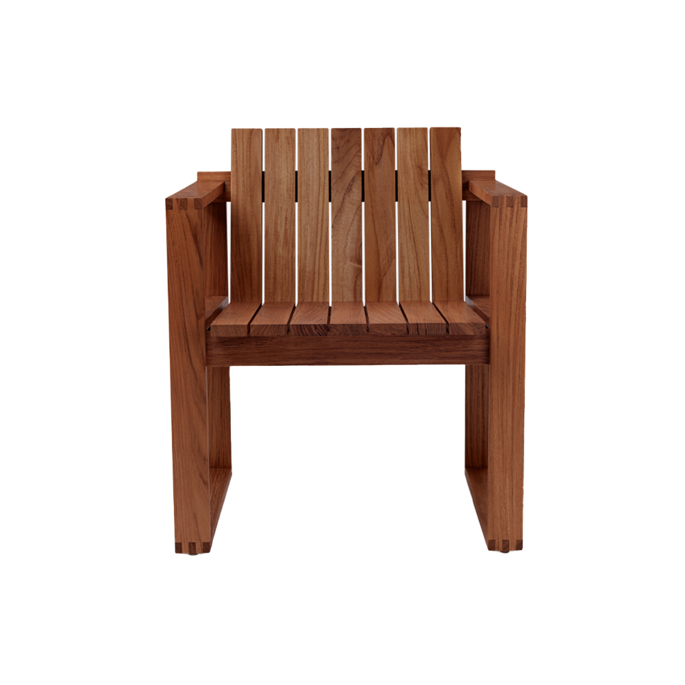 BK10 Dining Chair with Arms