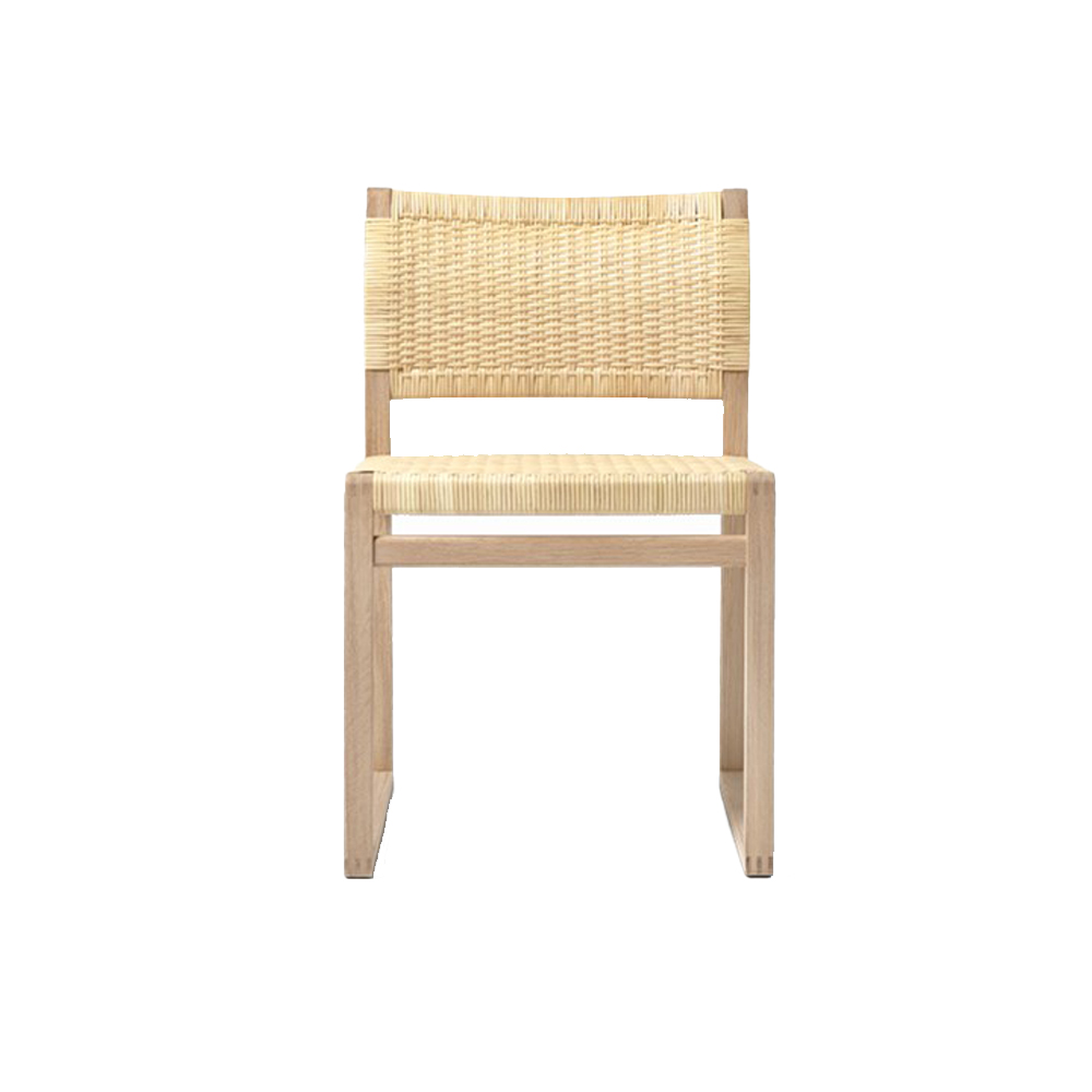 BM61 Dining Chair Without Arms
