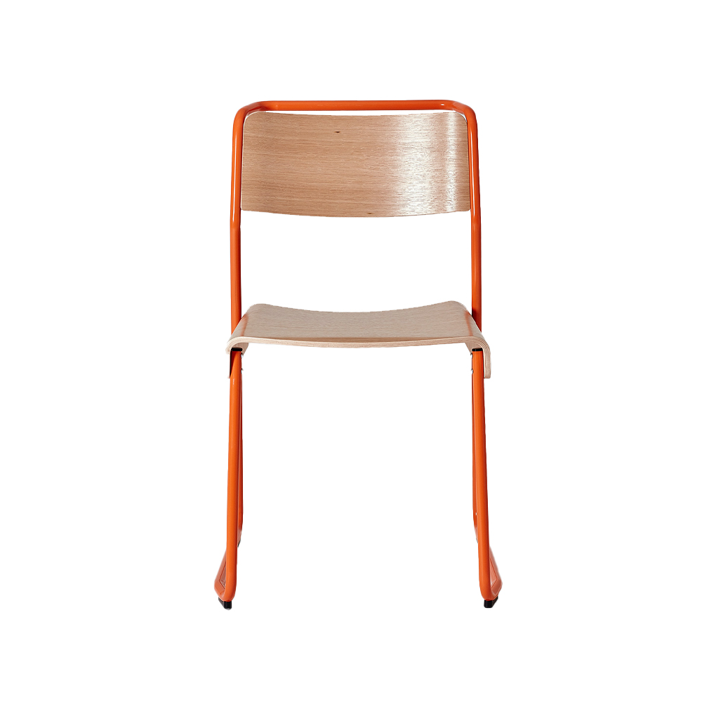 Canteen Utility Dining Chair (Un-upholstered)