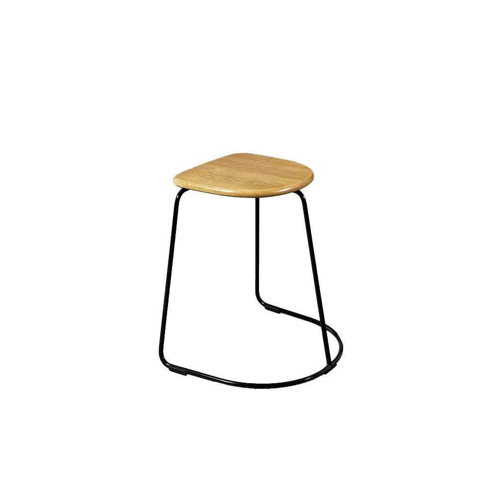 Citizen Ghost Low Stool