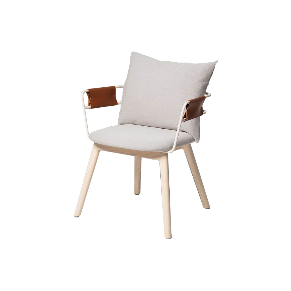 Darling Dining Chair With Arms