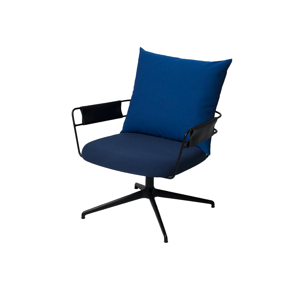 Darling Lounge Swivel Chair
