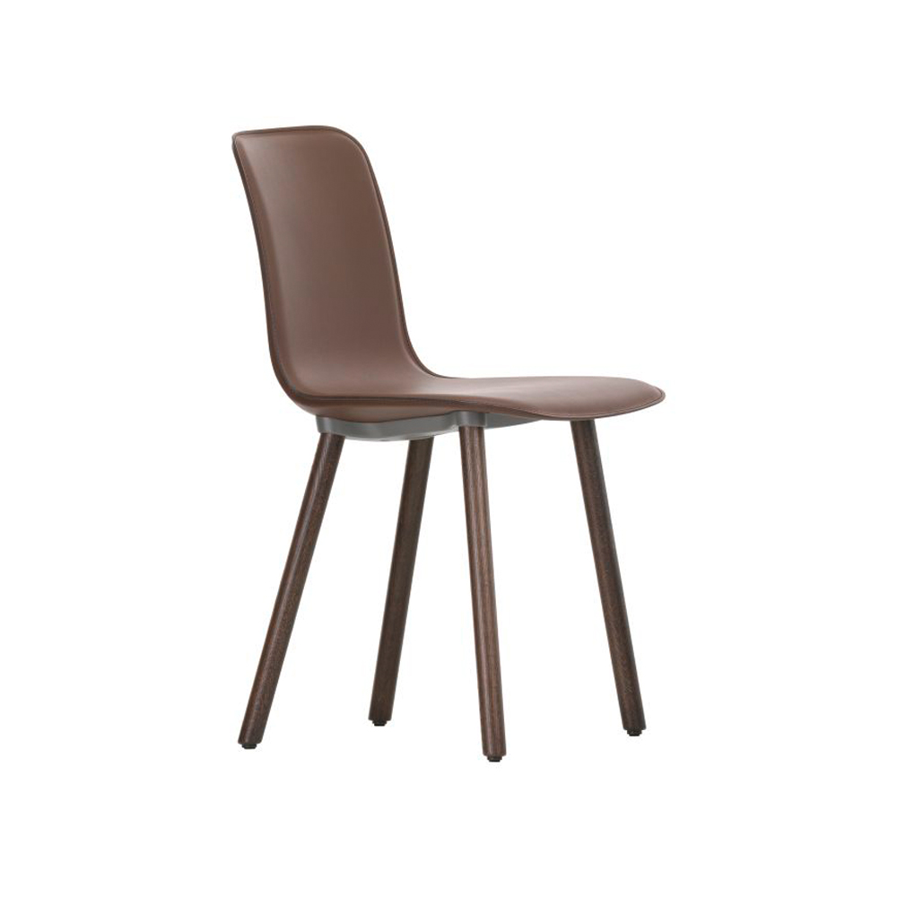 Hal Leather Wood Dining Chair