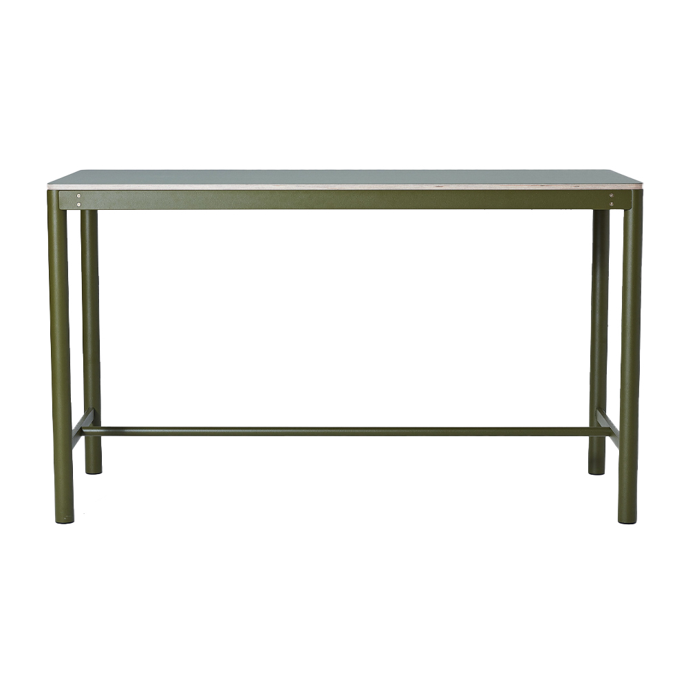 Metal Dowel Table High