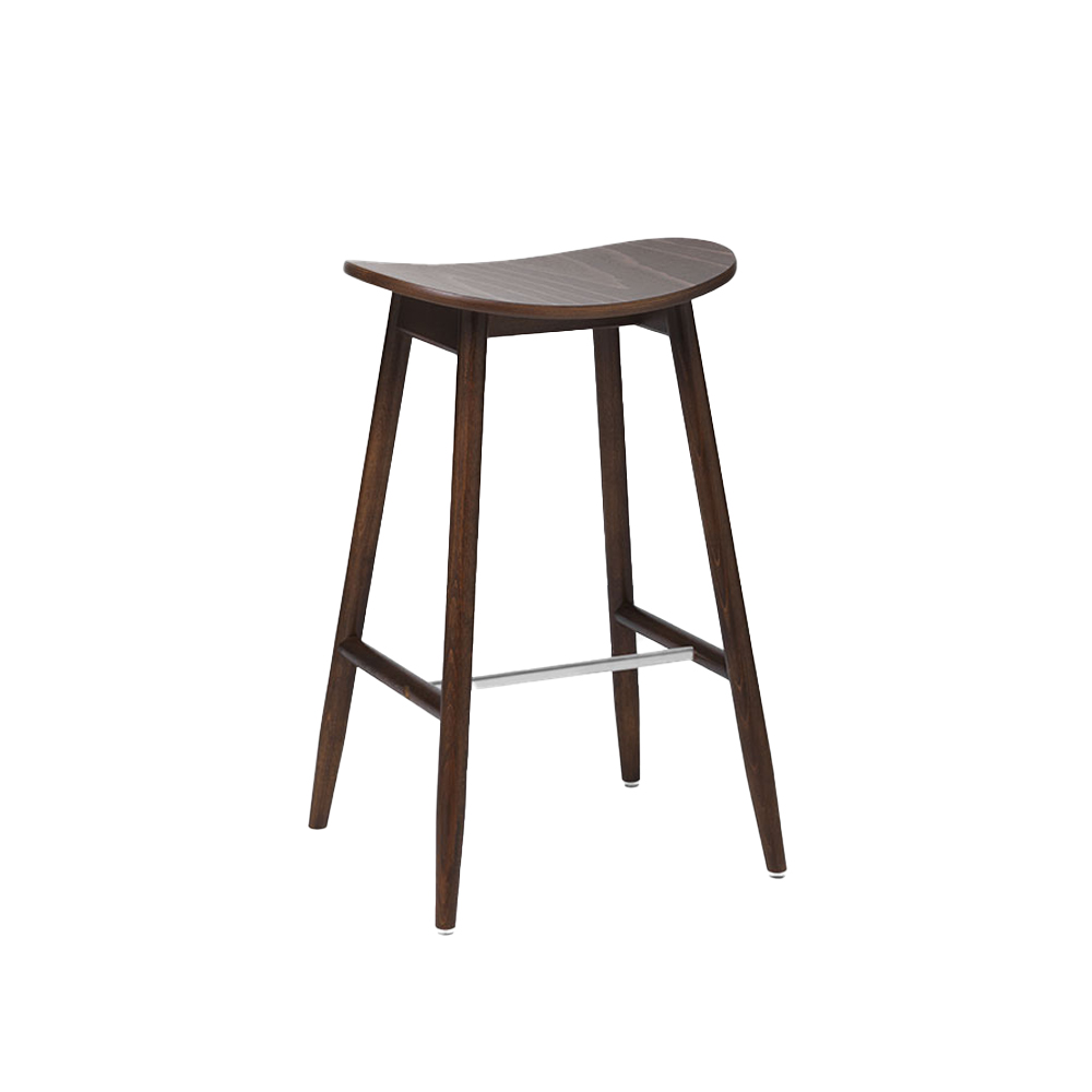 Icha High Stool (Un-upholstered)