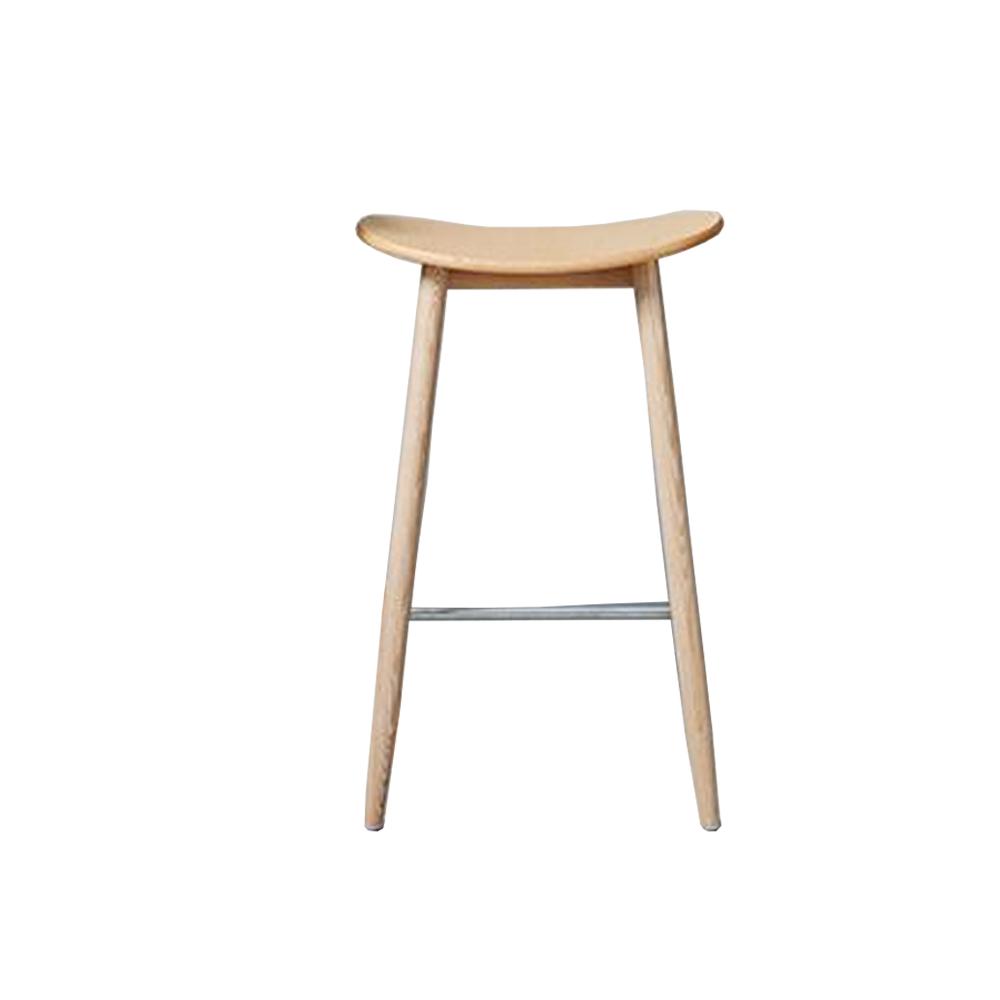 Icha High Stool (Upholstered)