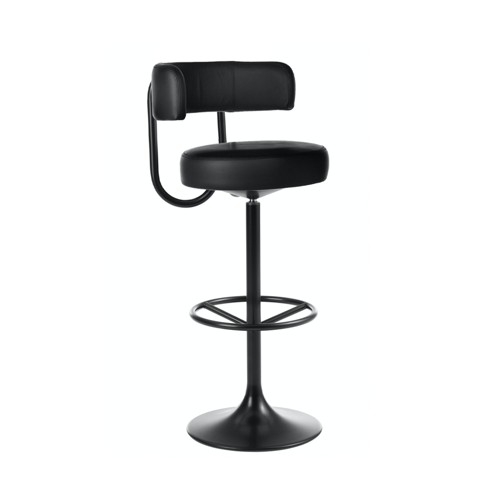 Jupiter Bar Stool With Back