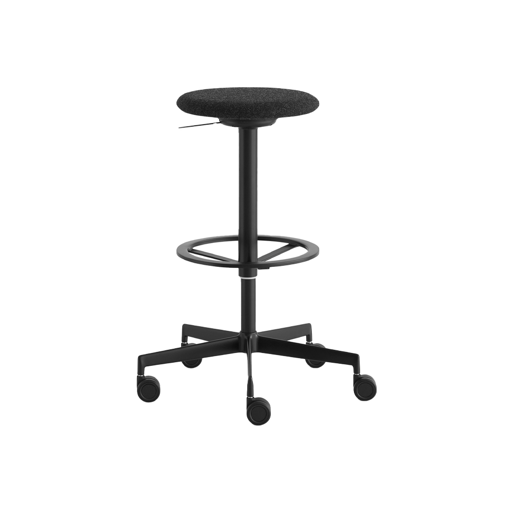 Lab Bar Stool Without Back