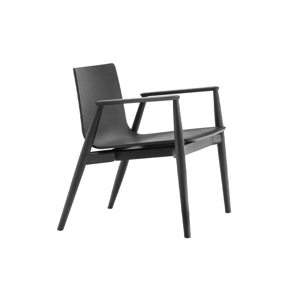 Malmö Lounge Chair (Un-upholstered)