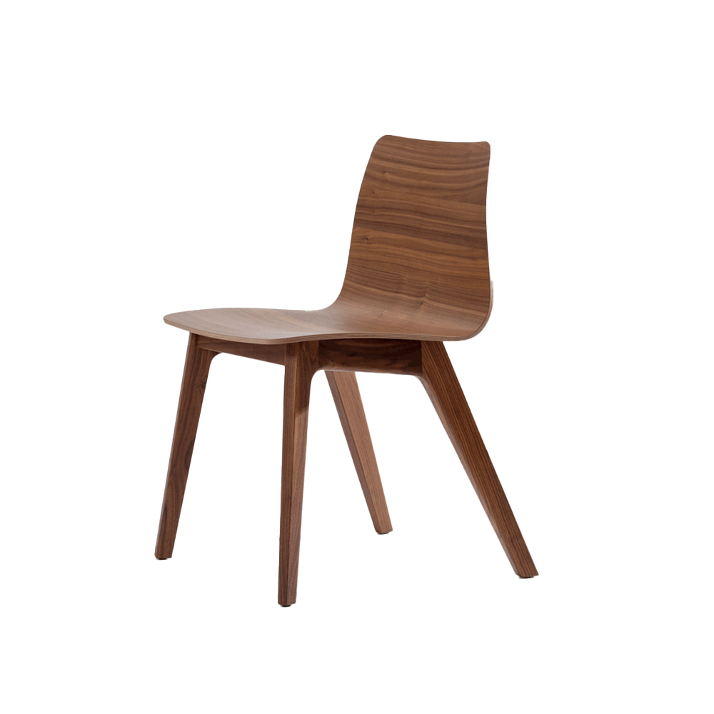 Morph Plus Un-upholstered Dining Chair