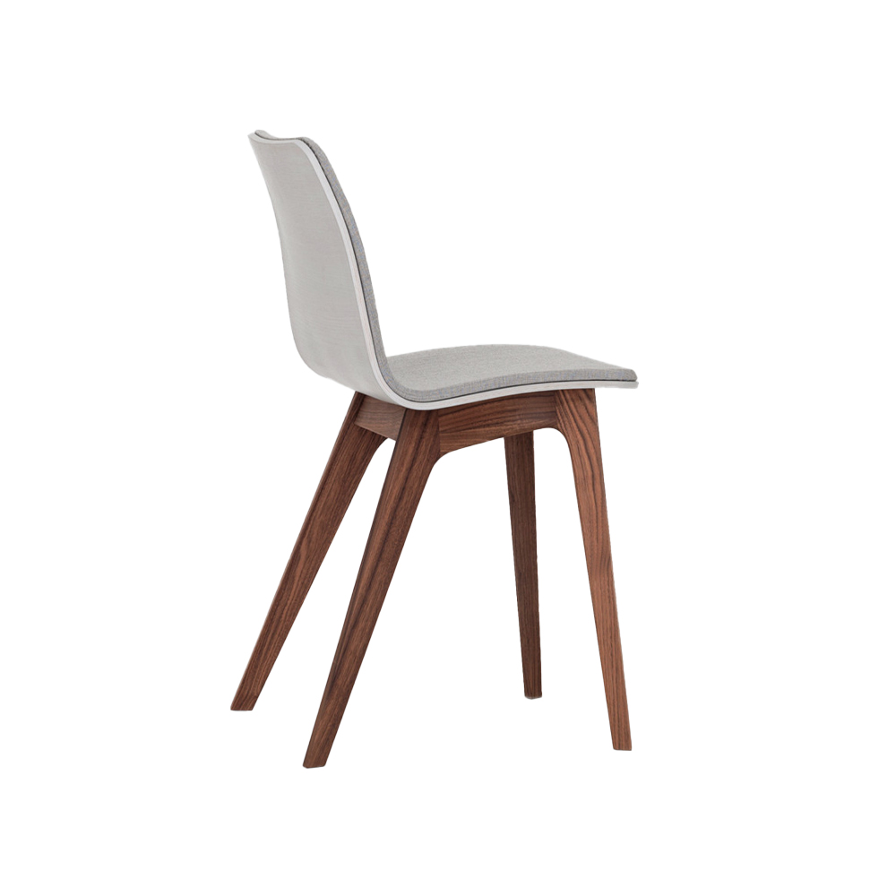 Morph Plus Upholstered Dining Chair