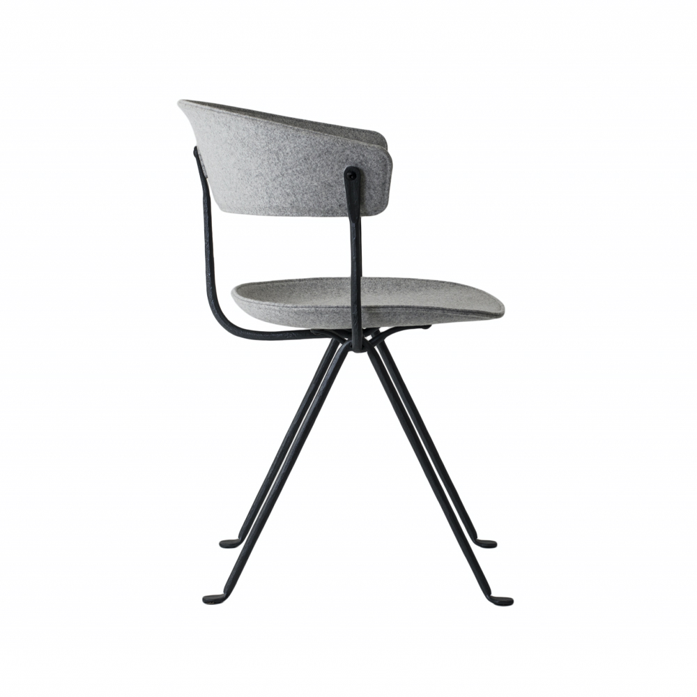 Officina Chair (Upholstered)