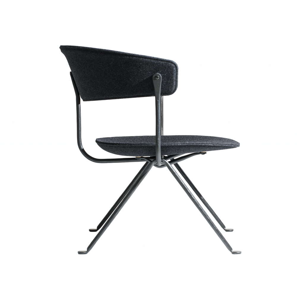 Officina Low Chair (Upholstered)