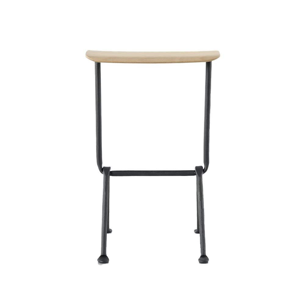 Officina High Stool (Un-upholstered)