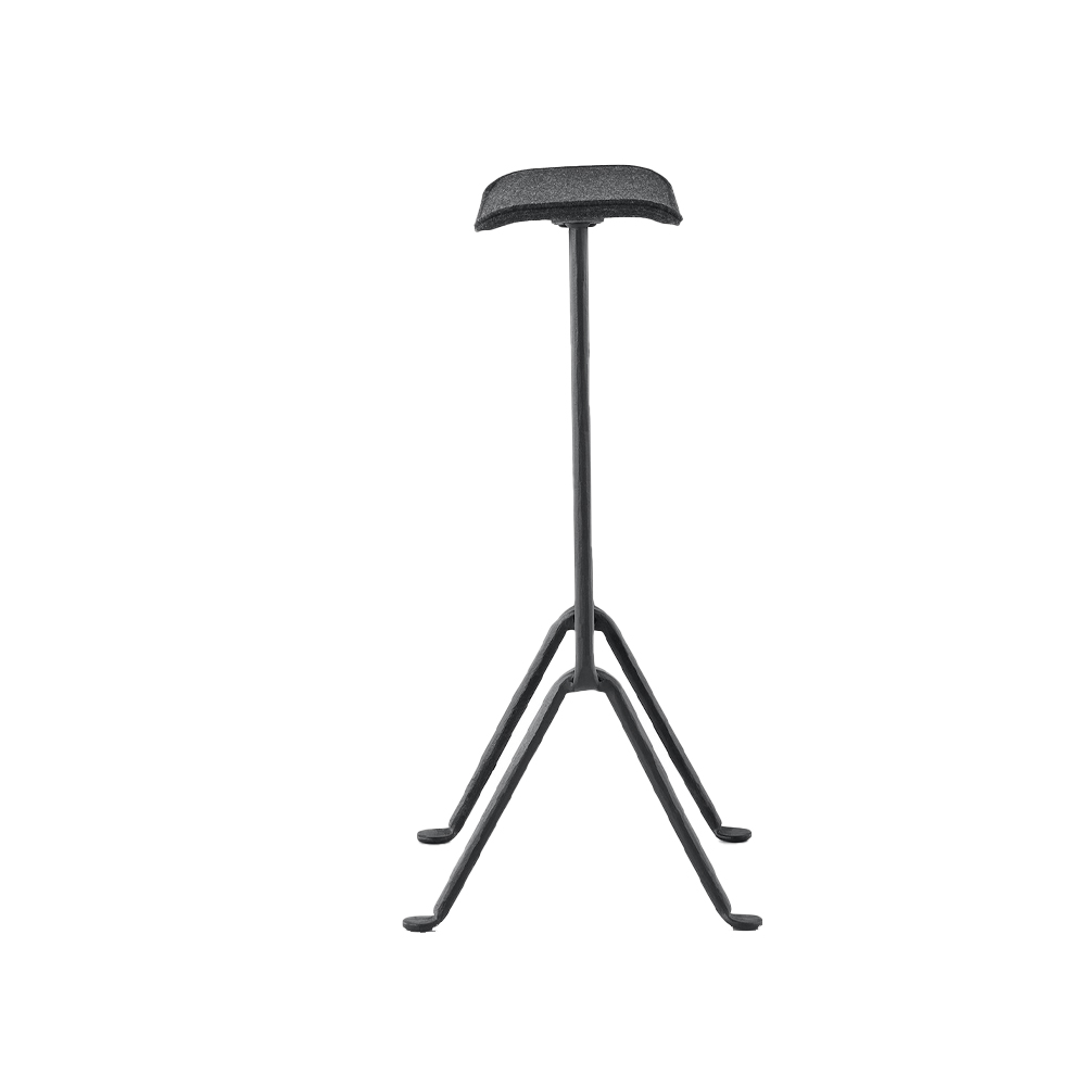 Officina High Stool (Upholstered)