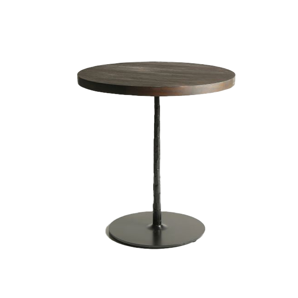 Spike Table, Round
