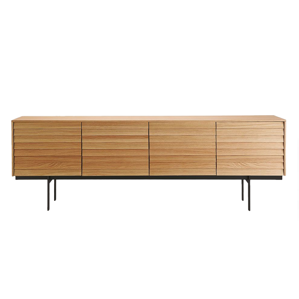 Sussex 4 Unit Sideboard
