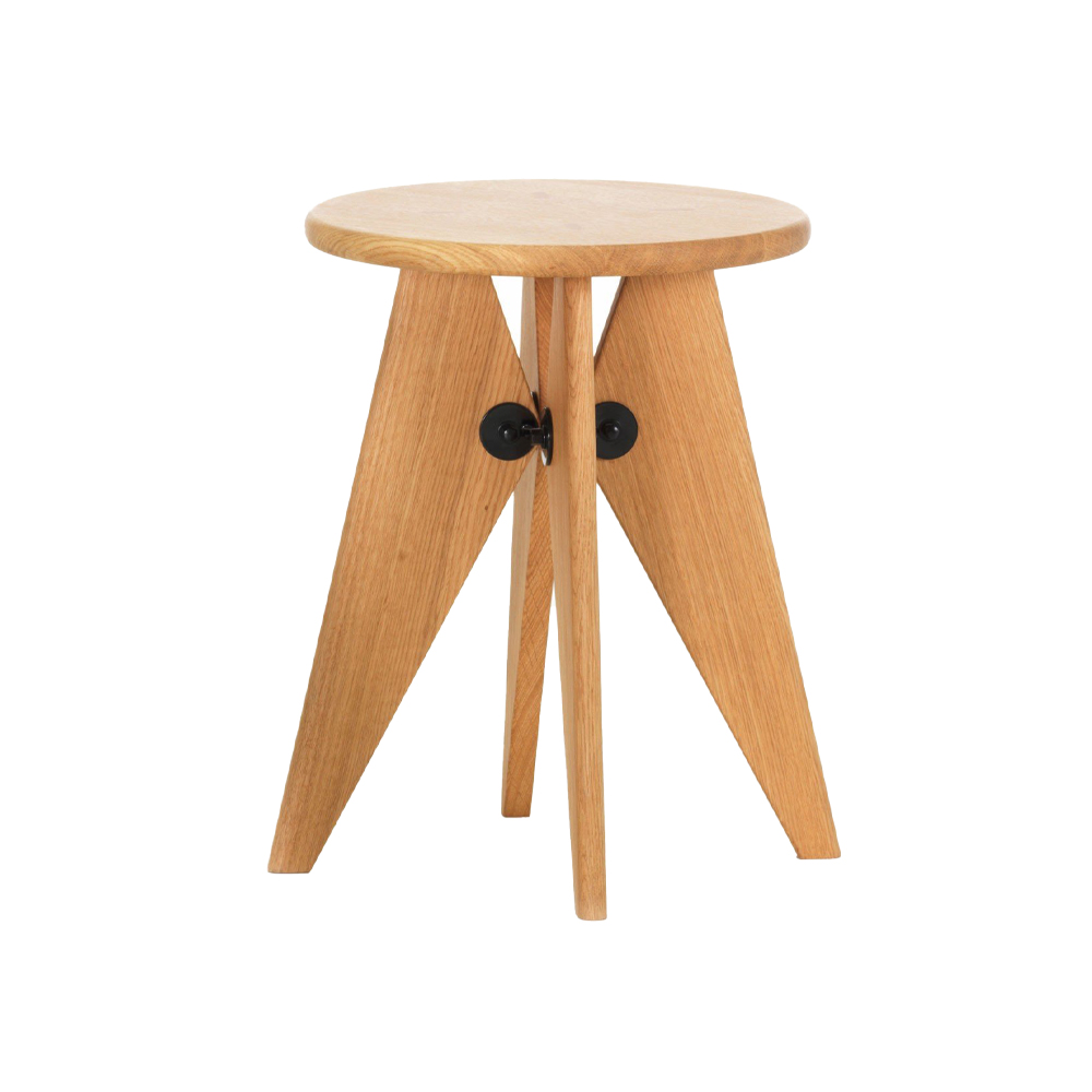 Tabouret Solvay Low Stool