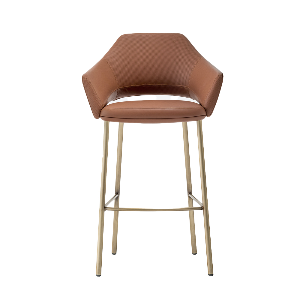 Vic High Stool with Arms