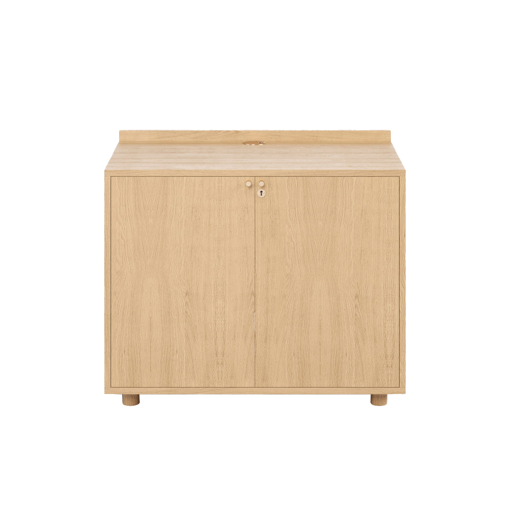 Work Series Two Door Cabinet
