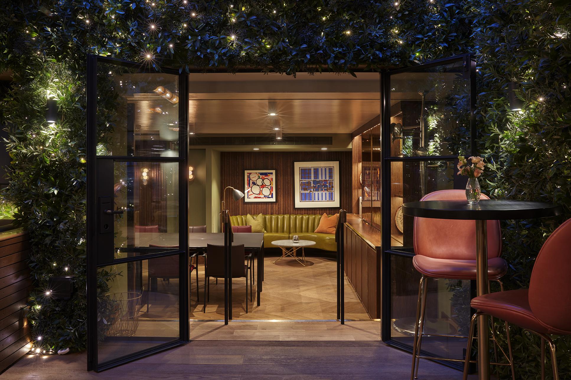 Marylebone Hotel Phase I