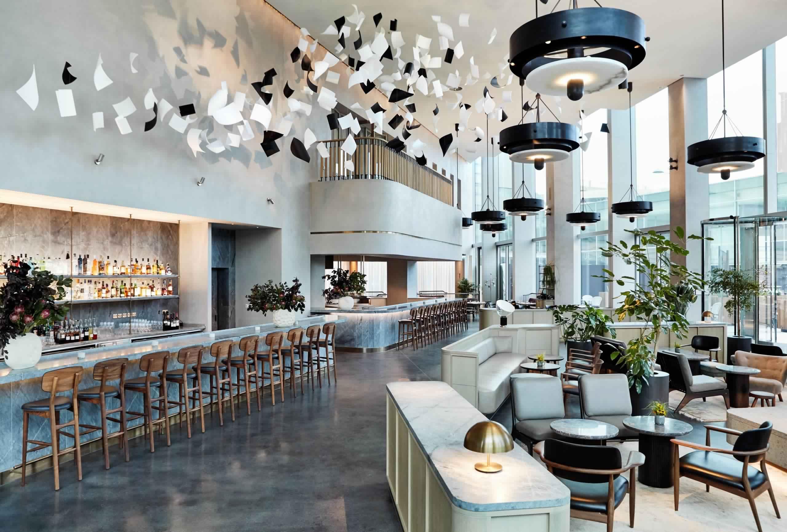The Stratford Lobby & Brasserie